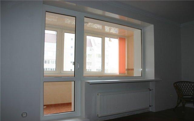 Установка балконных блоков в москве, стоимость балконного бл.