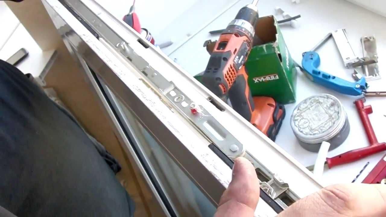 Кто качественно выполнит замену фурнитуры на пластиковом окне?